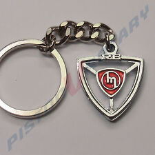 NOSE CONE badge Keyring Key Chain , for Rotary Mazda Beaver RX3 RX2 10A 13B 12A