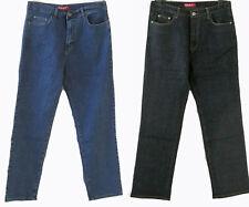 RE&X Herren Jeans Hose Blau Schwarz Größe 44 46 48 50 52 54 56 58 60 62 64