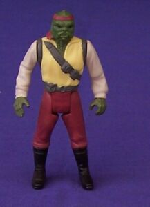 Vintage Star Wars Figure Barada c1985