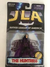 Jla Justice League Of America The Huntress Action Figure Kenner Moc