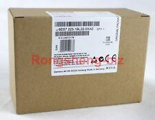 SIEMENS NEW 6ES7 223-1BL22-0XA0 PLC (AB8) I/O EXPANSION MODULE 16DI/16DO, 24VDC