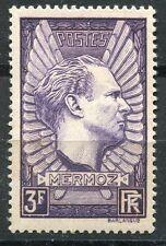 FRANCE TIMBRE  N° 338 ** AVIATEUR JEAN MERMOZ