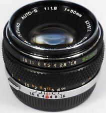 Olympus 50mm f/1.8 Zuiko S Prime Manual Focus Lens fits OM-1 OM-10 OM-2 etc