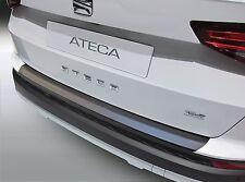 VOLL Ladekantenschutz SEAT ATECA PASSGENAU & Abkantung RGM Schutzleiste SUV 2016