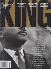 The Atlantic presents KING 2018 Martin Luther King, Jr.