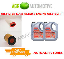 DIESEL OIL AIR FILTER KIT + FS 5W40 OIL FOR ROVER 75 2.0 131 BHP 2002-05
