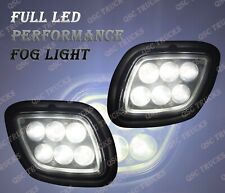 QSC Full LED Performance Fog Lights Lamps Pair for Freightliner Cascadia 08-16
