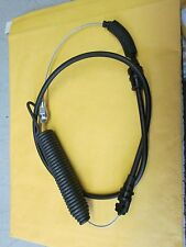 MTD,TROYBILT DECK ENGAGEMENT CABLE  PART#  946-05124a