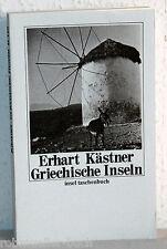 Erhart Kästner - GRIECHISCHE INSELN