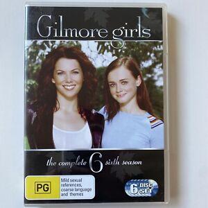 Gilmore Girls - Complete Season 6 (DVD) Australia Region 4
