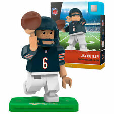JAY CUTLER #6 CHICAGO BEARS OYO MINIFIGURE BRAND NEW FREE SHIPPING