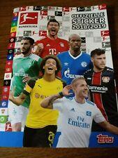 EDEKA Topps Fußball Bundesliga 2018/19 15 Bilder aussuchen