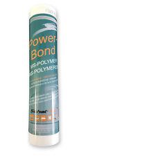 MS Polymer weiß 310 ml Kartusche Karosseriekleber Montagekleber Dichtstoff