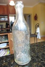 Glass Bottle E. Pringle Tuxedo Park NY blob top beer or Soda Pop Vintage