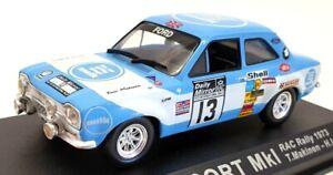 Altaya 1/43 Scale AL25121 - Ford Escort Mk1 - RAC Rally 1973