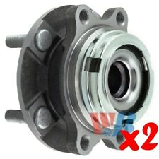 Pack of 2 Front Wheel Hub Bearing Assembly replace 513334 HA590124
