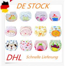 6stk Pack Wasserdicht Baby Trainerhose Windelhöschen Unterhose Töpfchentraining