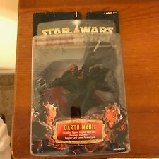 Hasbro Star Wars Unleashed Darth Maul 2002