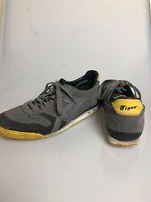 Onitsuka Tiger Asics Mens Size 11 Grey Sneakers HN201 Shoes