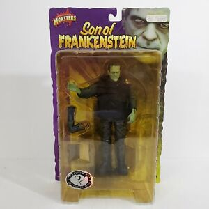 Universal Studios Monsters Classic Edition The Son Of Frankenstein Boris Karloff