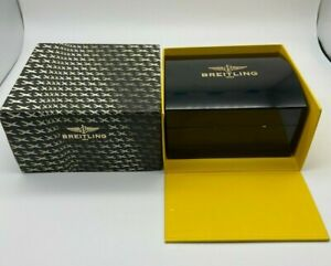 Genuine Breitling Watch Box & Outer Box  #359