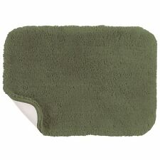 NEW Apt 9 Solid Plush Bath Rug - Olive Green 17'' x 24'' FREE SHIPPING