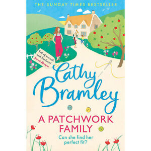 A Patchwork Family by Cathy Bramley (Paperback), Books, Brand New