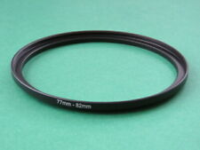 77mm-82mm Stepping Step Up Male-Female Filter Ring Adapter 77mm-82mm