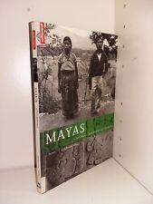 Mayas Guatemala les oubliés de l'histoire par Ragot éditions autrement