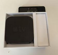 Apple TV 4K 5th  Completa Con Box, Cavi, Siri Remote ++++ Free Gift SILICON CASE