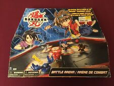 BAKUGAN Battle Brawlers Official Tournament Battle Arena - 100% Complete!