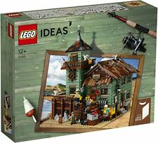 NEW Lego Ideas Old Fishing Store 21310