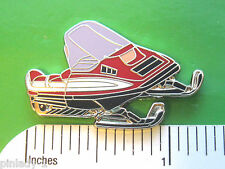 Snowmobile  Snow mobile - hat pin , tie tac , lapel pin , hatpin   GIFT BOXED
