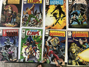 50 HUGE LOT OF VARIOUS MARVEL, Valiant,Dark Horse,Image,Unity INDY COMIC BOOKS