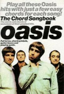 The Chord Songbook : Oasis by Evans, Peter Paperback Book The Cheap Fast Free