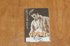 Jamie Walters  - Backstage Pass -   - FREE SHIPPING -