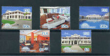Mint Never Hinged/MNH Architecture Fijian Stamps (1967-Now)