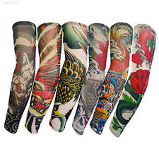 34B7 Random Tattoo Cuff Elbow Support UV Protection Cover Durable TATTOO SLEEVE