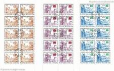Vaticano VATICANO - 2002 150 ANNI FRANCOBOLLI 1407-09 piccoli archi timbrato