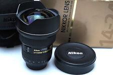 Nikon Nikkor 14-24 mm F/2.8 SWM AF-S G ED