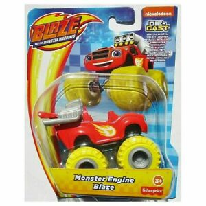 Blaze and the Monster Machines Monster Engine BLAZE - NEW