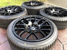 "17"" XXR 530 BMW Mini Cooper JCW Concave Alloy wheels & tyres 4x100 4x114.3"