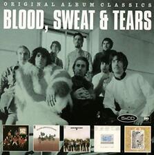 Blood, Sweat And Tears - Original Album Classics (NEW 5CD)