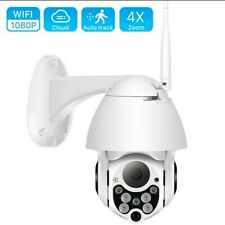 PTZ IP Camera Wifi Outdoor Speed Dome Wireless Wifi Security Camera Pan Tilt 4X