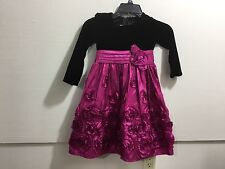 Toddler girls size 4 gorgeous dressy dress