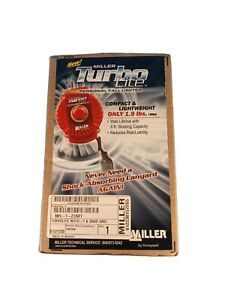 Honeywell Miller TurboLite Personal Fall Limiters 612230157265 FREE SHIP NOW