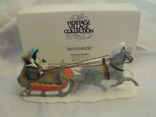 "Dept. 56 ""Sleighride"" Acces., 6511-0, Issued 1986, Ret 1990, w/box"
