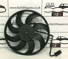 Fiat 500 1.2 Radiator Cooling Fan (for vehicles with A/C)