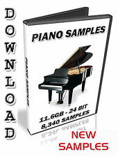 PIANO SAMPLES - APPLE LOGIC PRO X EXS24 - STUDIO / EXPRESS - DOWNLOAD