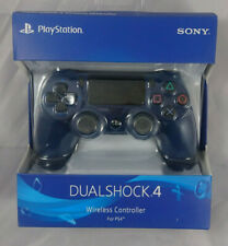 Sony DualShock 4 (3002840) PS4 Wireless Controller - Midnight Blue